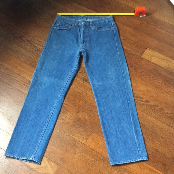 90f750fbc33 Levi's Jeans | Vintage Levis 90s 501 Made In Usa | Poshmark